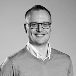 Steffen Larvoll IT- og Markedssjef