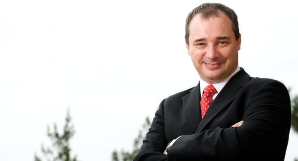 Richard Wilding om teknologi i forsyningskjeden