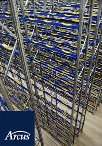Logistikk & Ledelse - Arcus