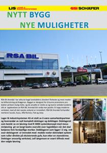 Case Story - RSA Bil Arendal