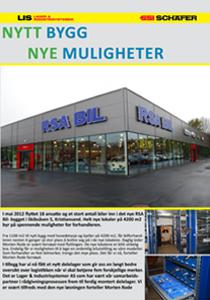Case Story - RSA Bil Kristiansand
