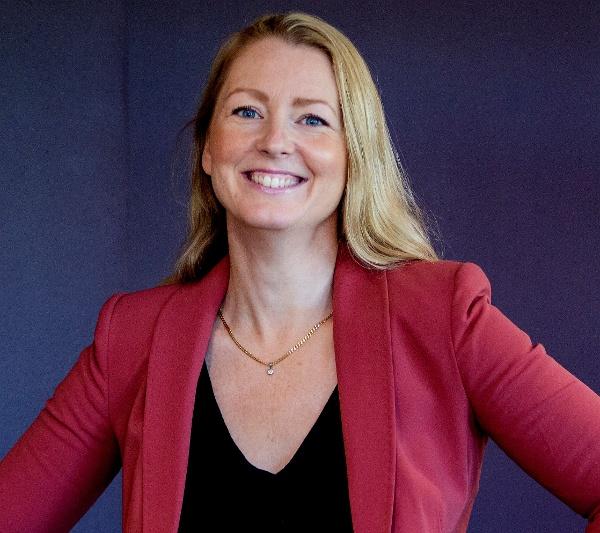 kolonial Kommunikasjonsdirektør Louise Fuchs