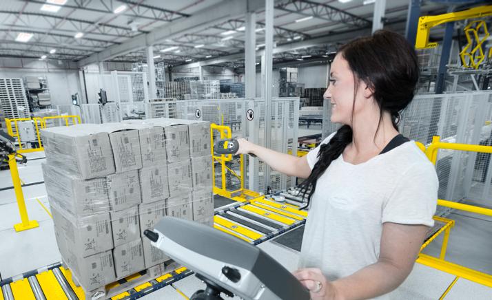 Bransjerapporten 2018: 32% forbedringspotensial for norske logistikkbedrifter