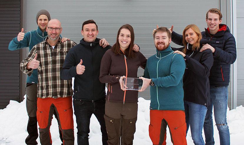 – Vi skal være det naturlige førstevalget for friluftsfolk i Norge