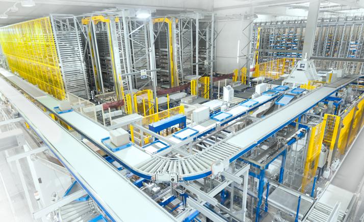 Hva menes egentlig med lagerautomasjon?