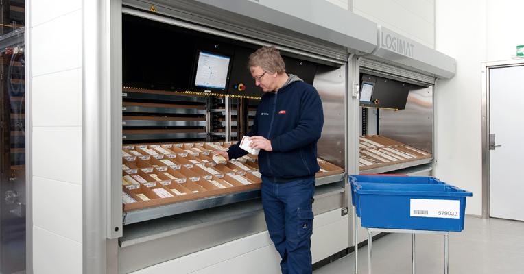 6 ting du bør vite om lagerautomaten LogiMat