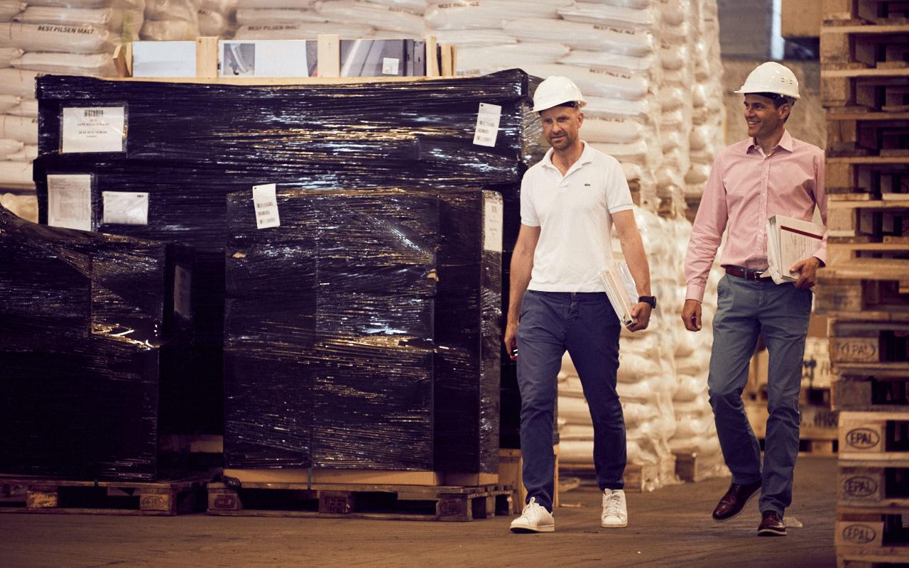 Fremtidens logistikkutfordringer – hvordan løser du dem?