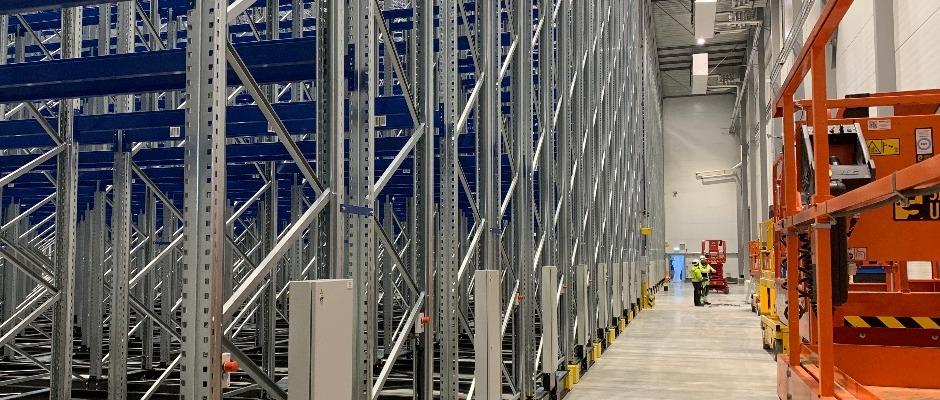 Glacio bygger Norges største frittstående fryselager